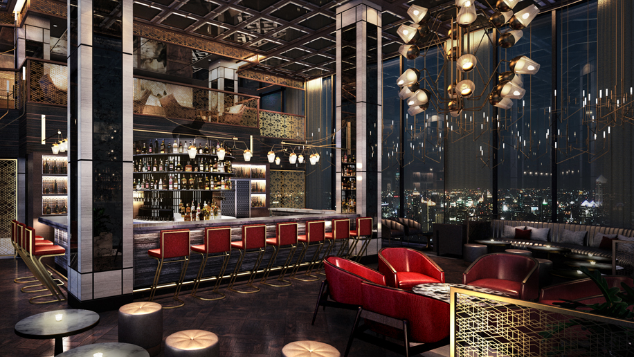 Penthouse bar grill park hyatt bangkok business - No name saloon and grill park city ut ...