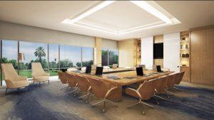 Radisson Golf & Convention Center Batam Meeting Room