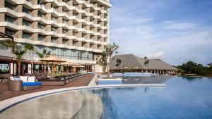 Radisson Golf & Convention Center Batam Swimming Pool