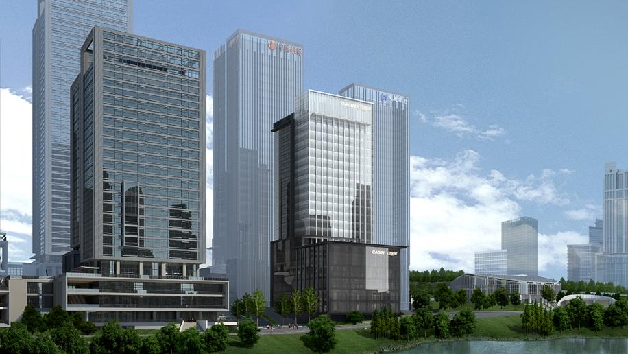 Regent Chongqing facade