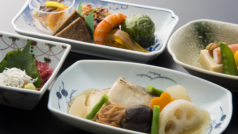 ANA's Tastes of Japan cuisine from Wakayama