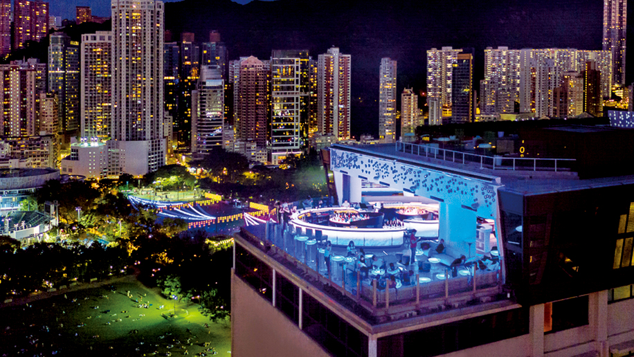 Five alfresco bars in Hong Kong to try out – Business Travelers