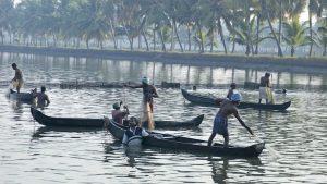 Fishing at Kochi