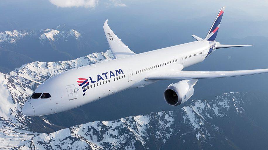 Latam To Launch Santiago Melbourne Service Business