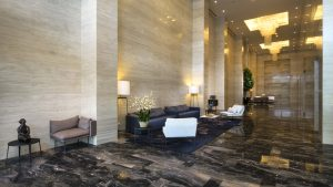 Oakwood Suites La Maison Jakarta Lobby