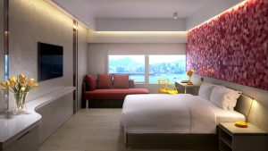 Premier Room and Premier Plus Room, Harbour Plaza North Point, Hong Kong