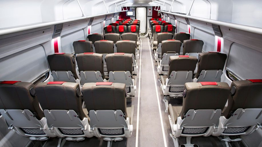 Renfe To Densify Seating On High Speed Trains Business