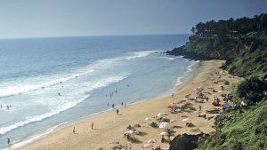 Varkala Beach near Kochi