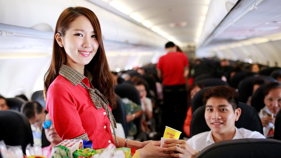 Vietjet cabin crew