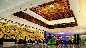 LN Garden Hotel, Guangzhou lobby