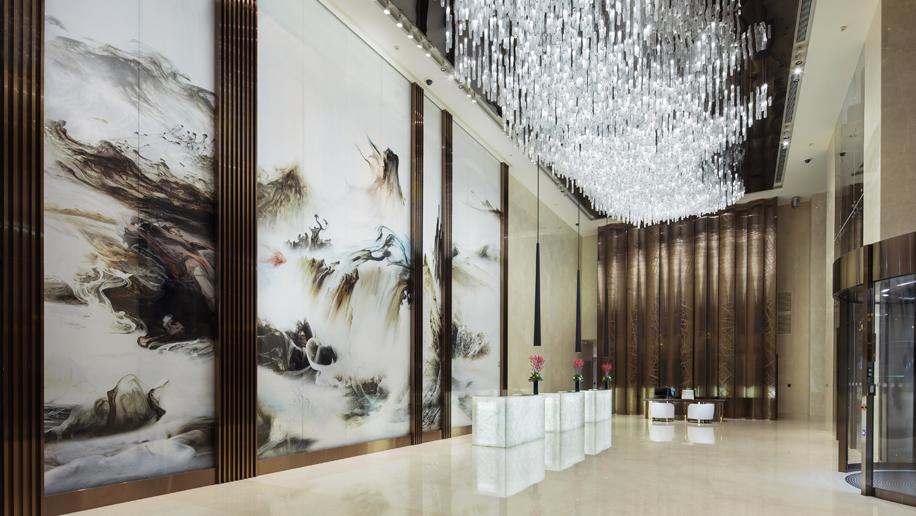 Fairmont Chengdu Lobby