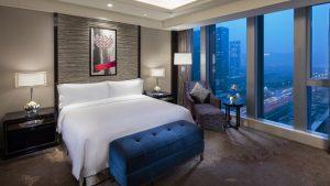 Fairmont Chengdu Guestroom