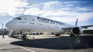 Air France to use artificial intelligence to reduce CO2 emissions