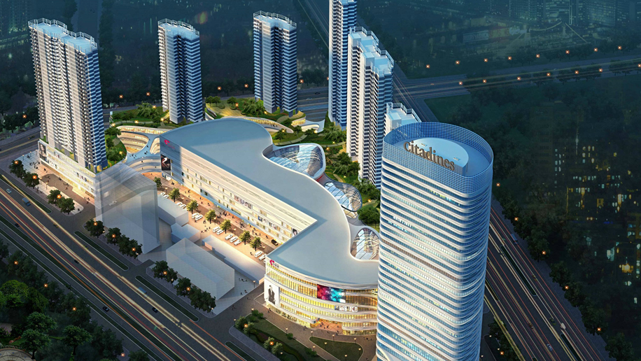 Citadines Qingshan SCPG Centre Wuhan