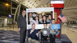 HK Express Saipan Route Launch
