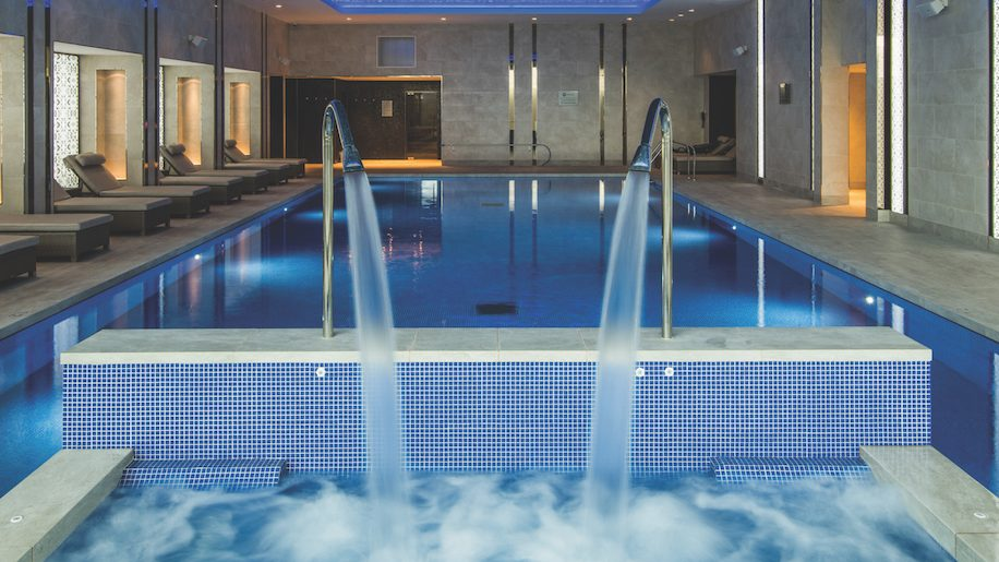 Hotel review intercontinental london the o2 business - Intercontinental park lane swimming pool ...