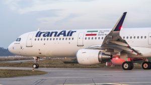 Iran Air A321