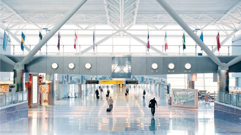 Cathay pacific moves to terminal 8 at jfk business traveller for Hotels near jf kennedy airport