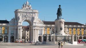 Lisbon's Praco do Comercio