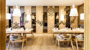 Crowne Plaza Vientiane Mosaic Private Dining Room