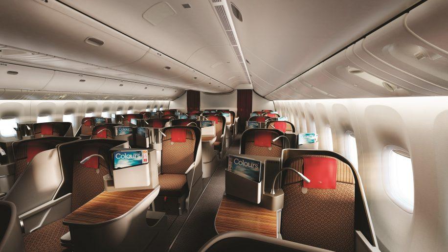 Flight Review Garuda Indonesia B777 300er Business Class