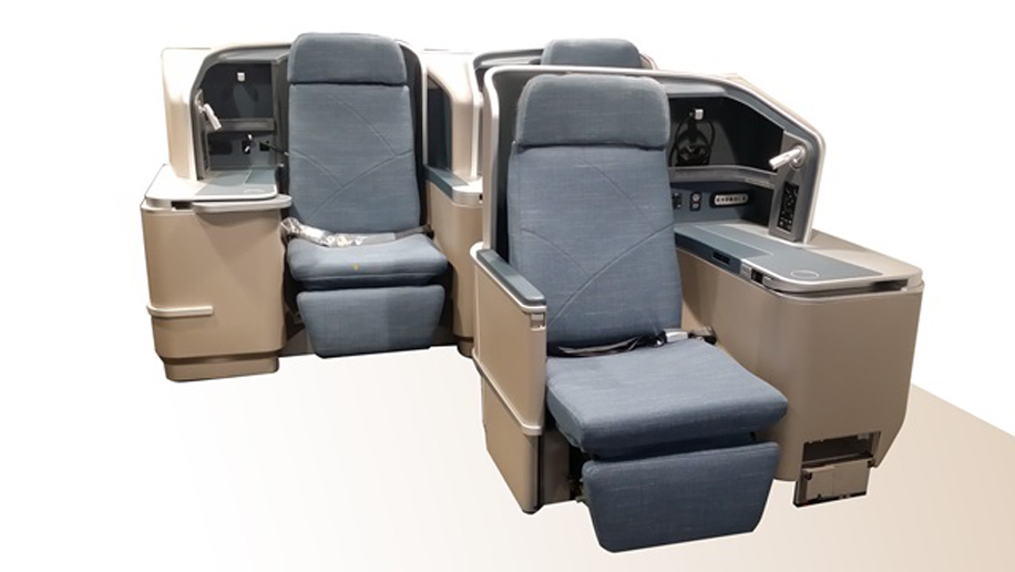 Philippine Airlines A330-300 Business Class