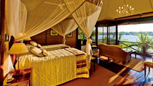 The River Club chalet Zambia