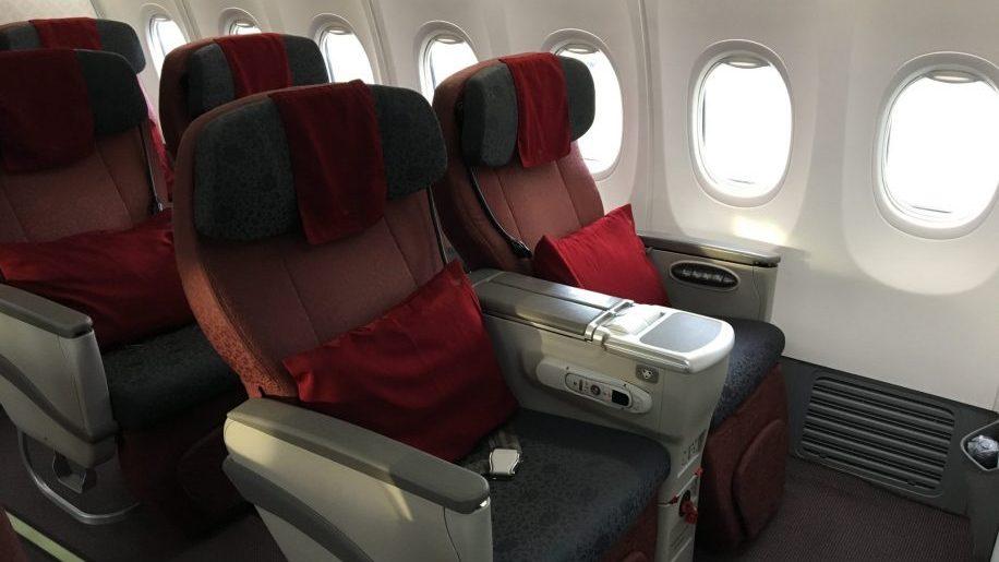 Flight review: Garuda Indonesia B737-800 business class – Business Traveller