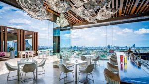 AVANI Riverside Bangkok - Attitude Rooftop Bar