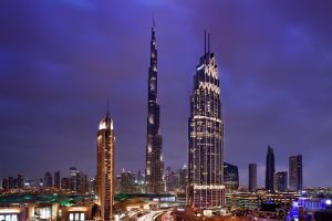 Address Boulevard by Emaar Hospitality Group (exterior)