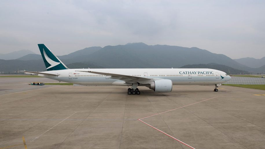 how to change date of flight cathay pacific