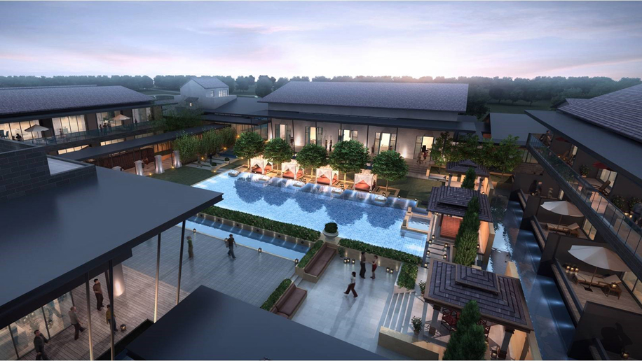 Dusit Thani Signs New Nanjing Hotel Business Traveller