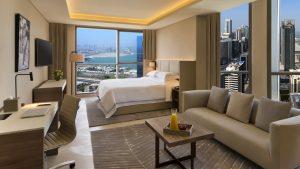 Fraser Suites West Bay Doha-Studio