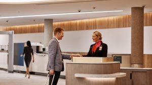 Qantas Premium Lounge Entry at Brisbane Airport