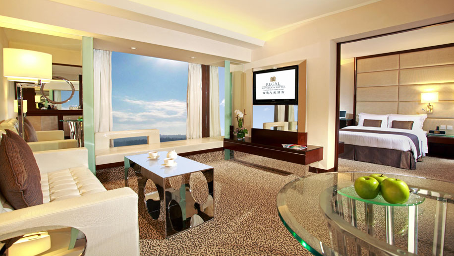 Regal Kowloon Hotel Family Room