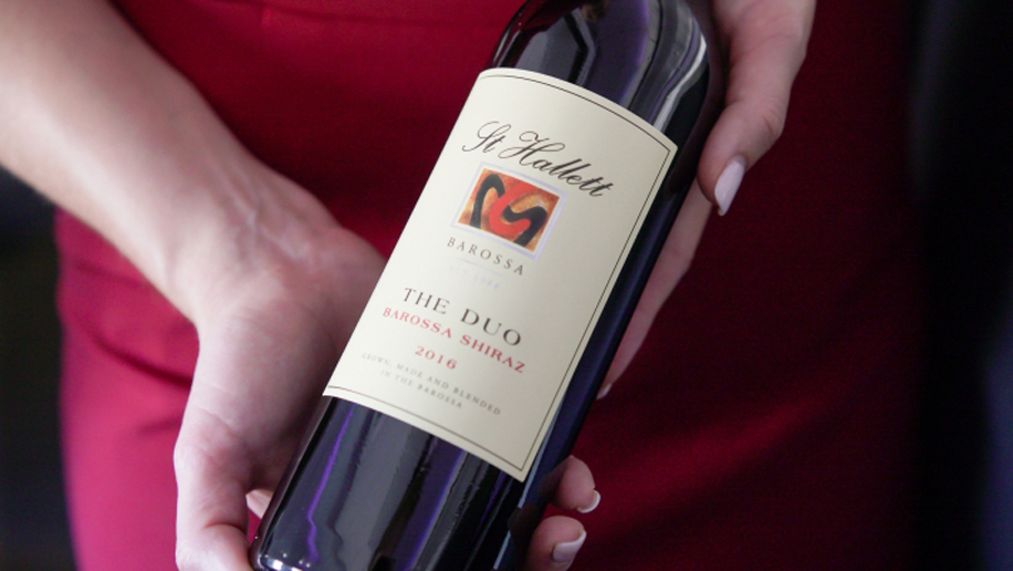 "Virgin Australia ""The Duo"" wine"
