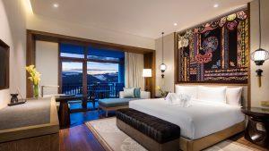 Valley Room, Banyan Tree Jiuzhaigou