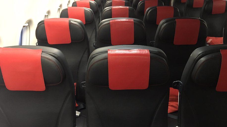 Car Rental App >> Flight review: Air France A320 business class – Business ...