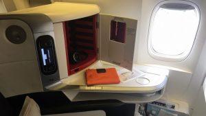 Air France business class B777-300ER