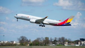 Asiana A350-900