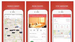 OYO Rooms app