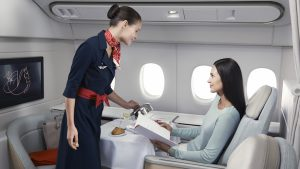 Air France La Premiere first class