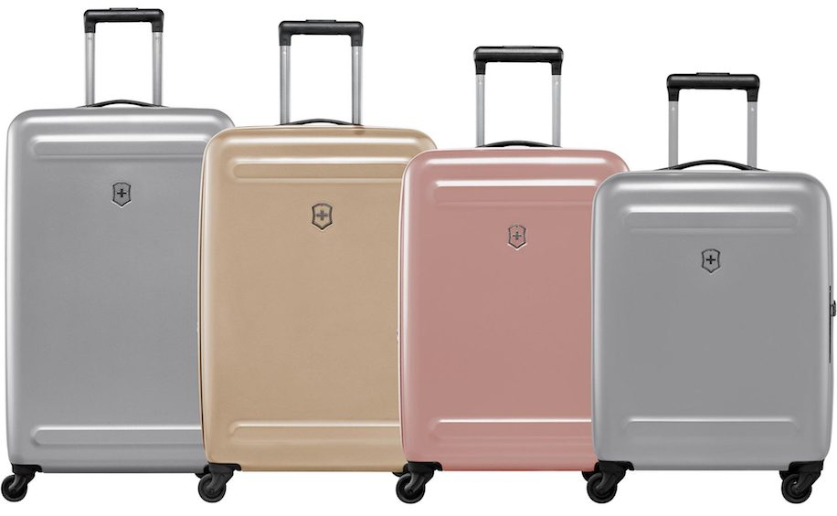 Luggage Review Victorinox Etherius Medium Case Business