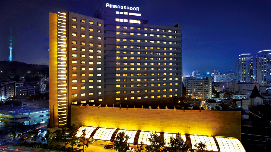Hotel Review Grand Ambassador Seoul Associated With Pullman Business Traveller