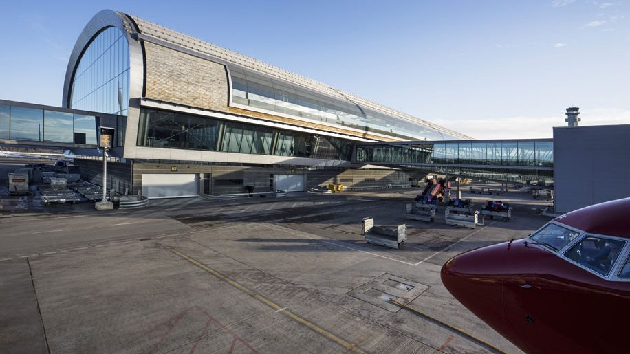 Oslo airport opens terminal extension – Business Traveller