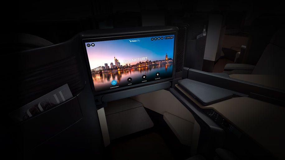Panasonic Avionics Gives Preview Of Futuristic Next Ife