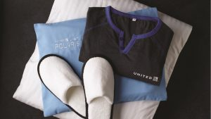 United Polaris Custom-designed cotton pajamas
