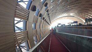 Boarding Paris CDG Terminal 2E