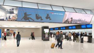 British Airways NY JFK T7