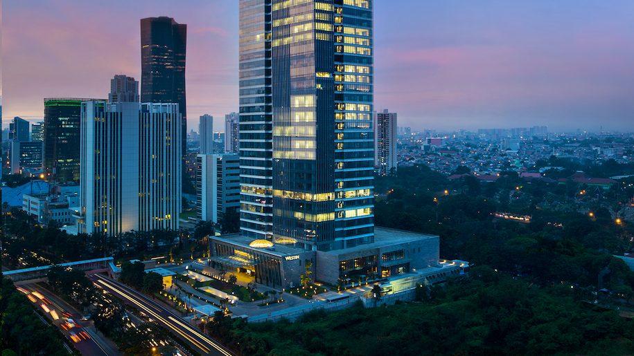 Hotel Review Westin Jakarta Business Traveller